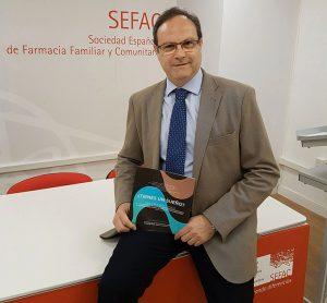 Jesús Gómez, presidente de la Sociedad Española de Farmacia Familiar y Comunitaria (Sefac).