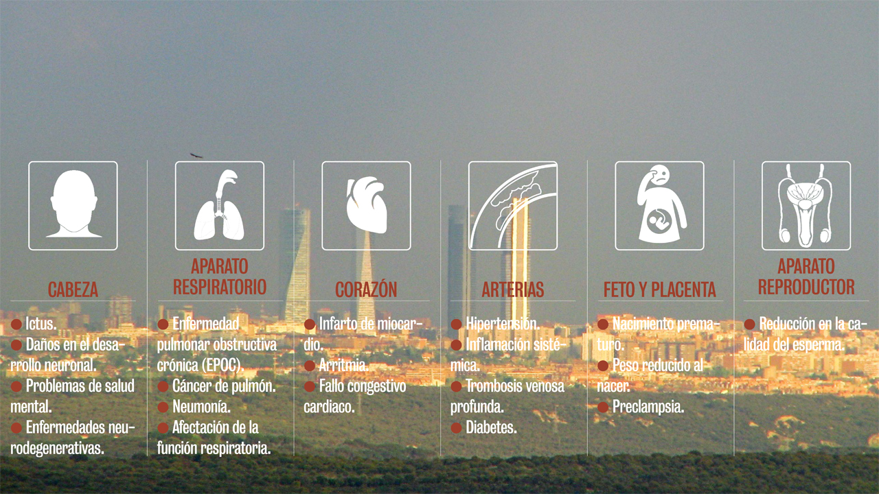 Contaminación Del Aire: La Asesina Invisible Que Ataca A