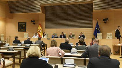 Comparecencia de Maria Luisa Carcedo, ministra de Sanidad, en la Comisión de Sanidad del Congreso.