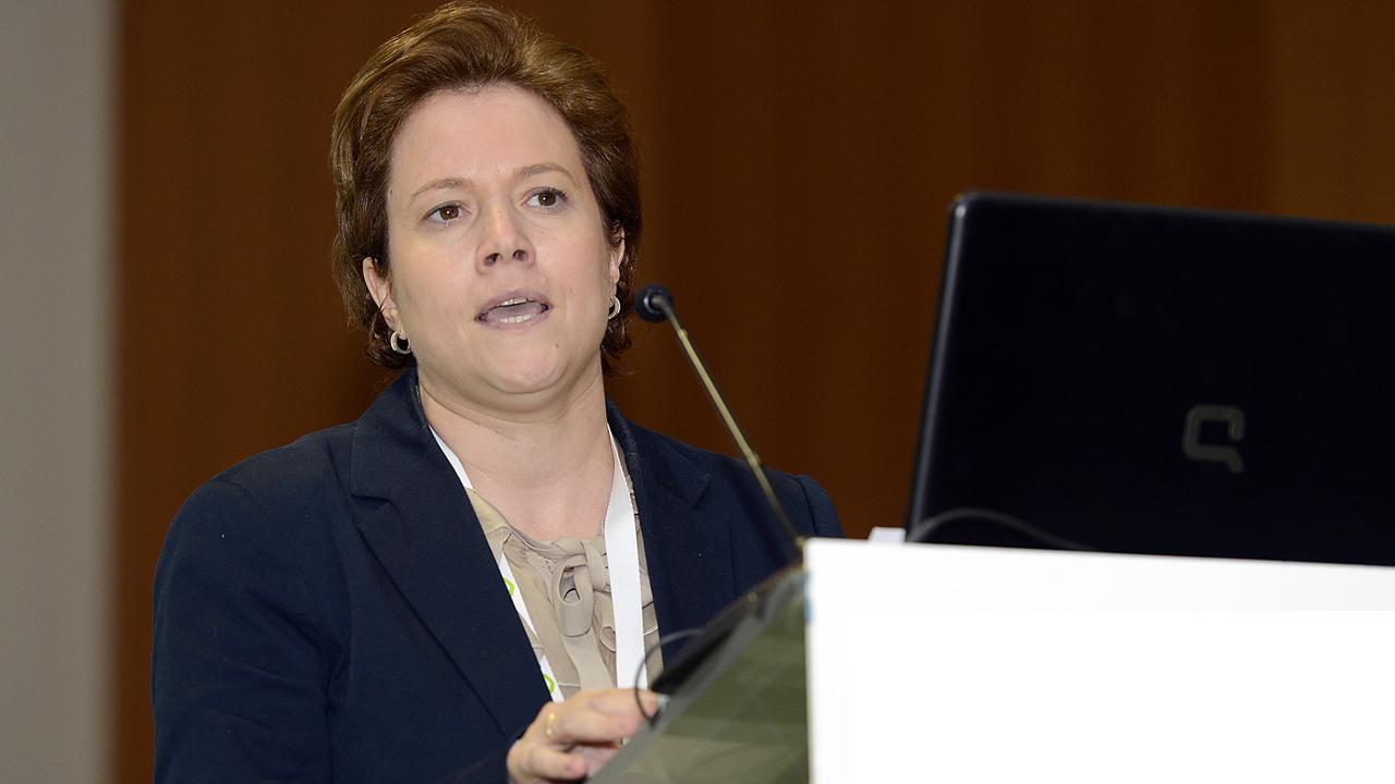 María del Carmen Mijimolle, vocal de Ortopedia del Consejo General de COF.