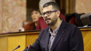 Juan Antonio Gil, portavoz de Sanidad de Podemos