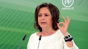 Catalina García, portavoz de Sanidad del PP