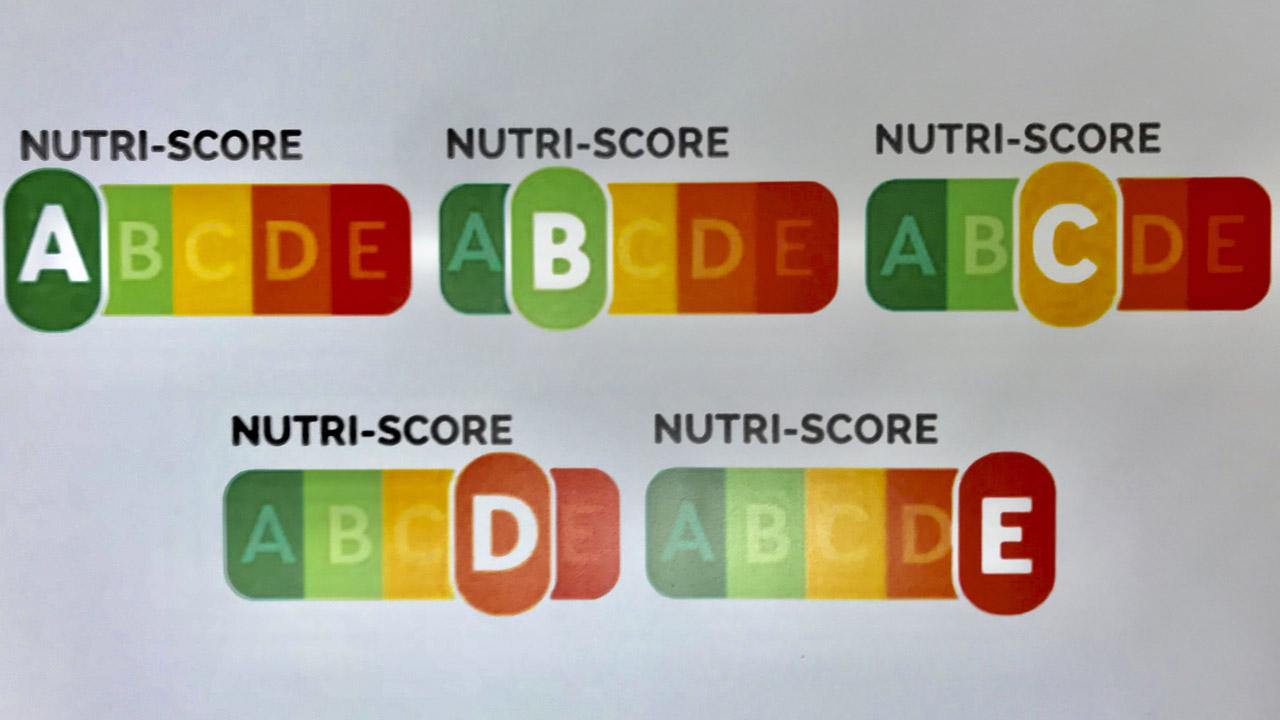 Código 'Nutri-Score'.