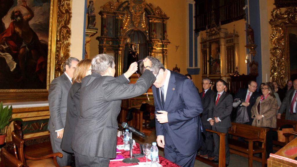 Medalla a Ramón Jordán
