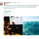 Sanidad Futura en Twitter