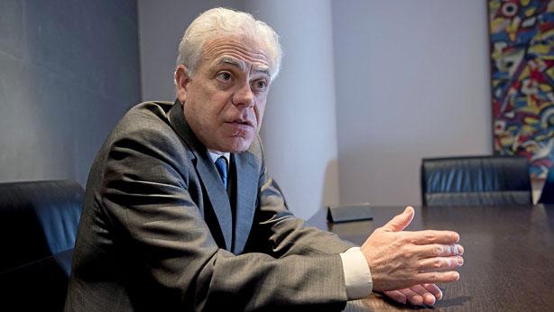 Jesús María Fernández, cuando era portavoz de Sanidad del PSOE en el Congreso.