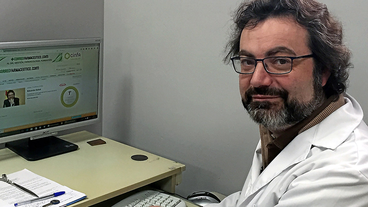 Eduardo Satué.