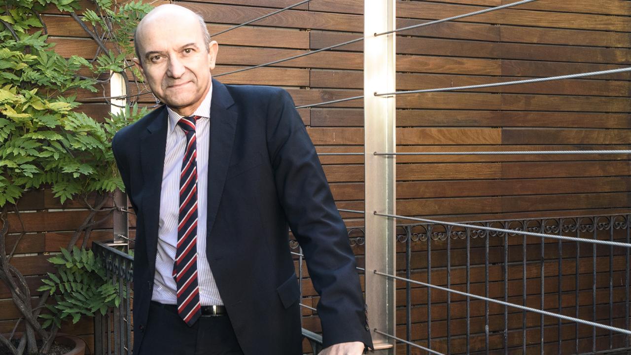 Miguel Ángel Martínez-González, jefe del Departamento de Medicina Preventiva y Salud Pública de la UNAV.