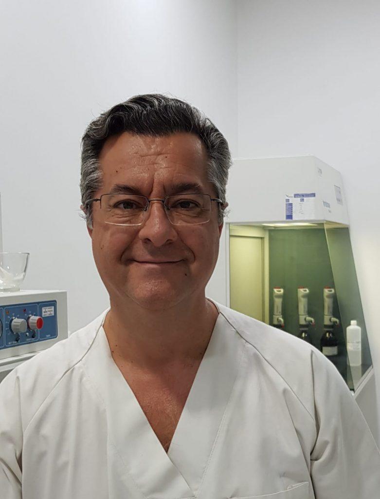 César Valera, vocal de Plantas Medicinales del COF de Madrid.