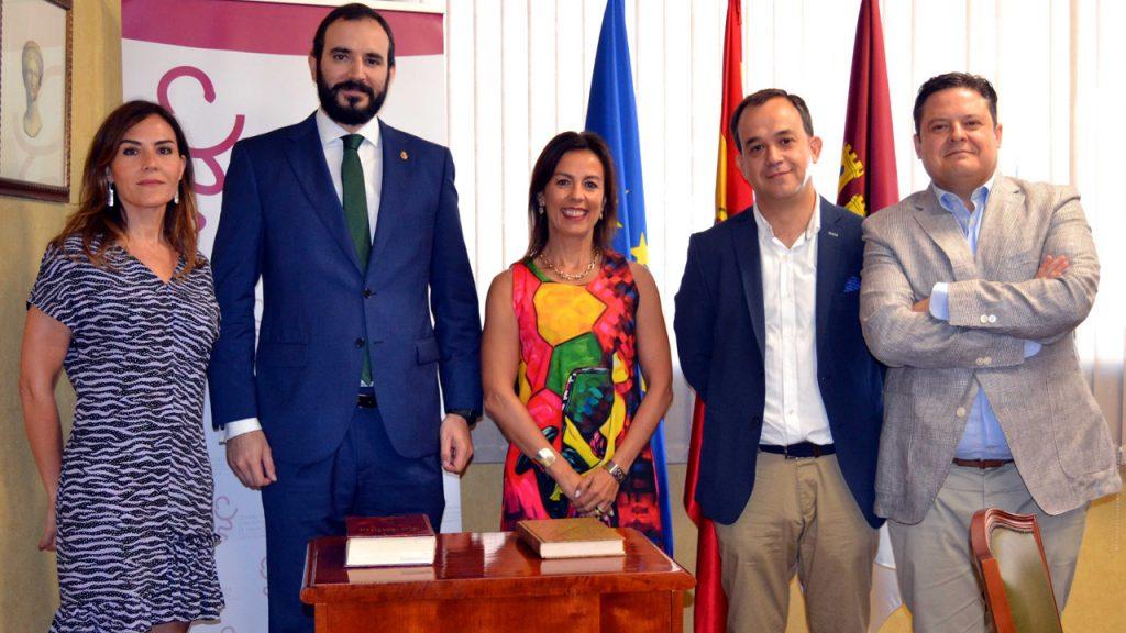 Junta Directiva del Consejo de COF de Castilla-La Mancha