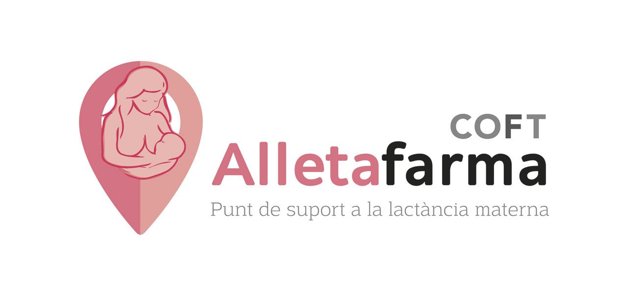 Logo indicativo de punto de apoyo a la lactancia materna.