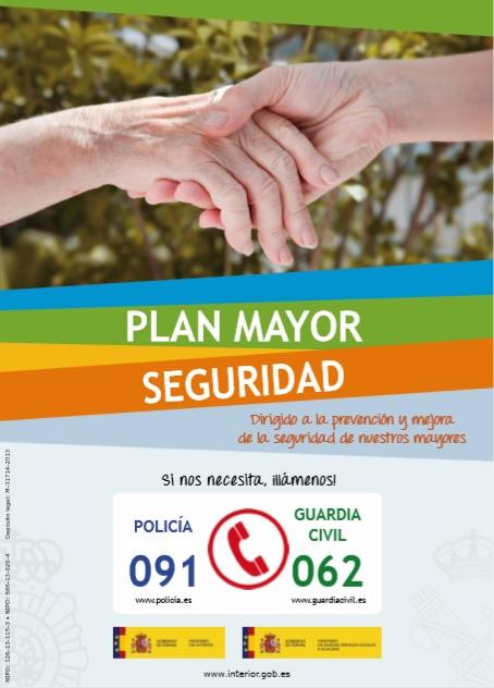 Plan Mayor Seguridad