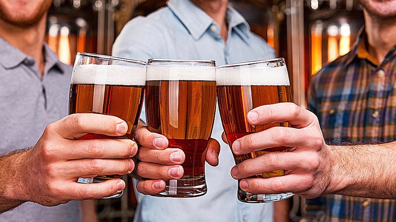 El Consumo De Alcohol Del Futuro Padre Se Asocia Con