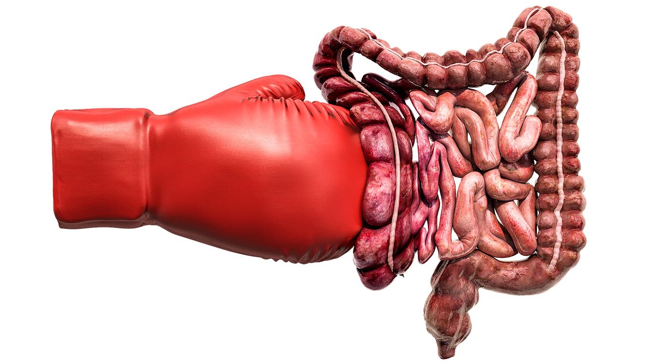 Que no se debe comer con el intestino irritable