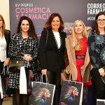 Acto de entrega de los XIV Premios Cosmética y Farmacia.