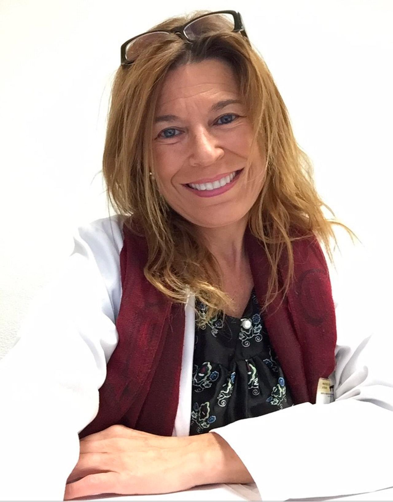 Miriam Celdrán, Responsable del Servicio de Farmacia del Hospital Psiquiátrico Penitenciario de Alicante y del Depósito de Medicamentos del Centro Penitenciario Alicante I.