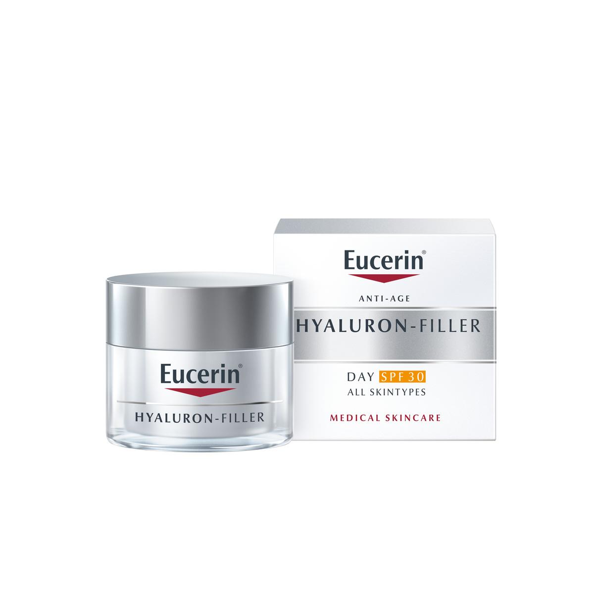 Nueva Crema Fotoprotectora Y Antiarrugas De Eucerin Hyaluron